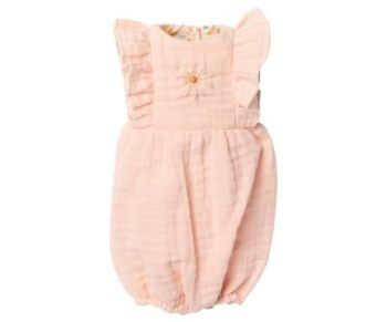Maileg, Jumpsuit with Daisy on the front, Size 3 (Due Late Feb)