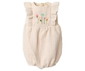 Maileg, Jumpsuit, Size 5 Off white ( Due Late Feb)