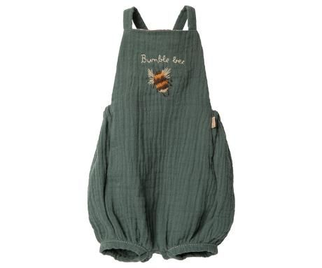 Maileg, Size 5 Overalls with Bumble Bee (Due Late Feb)