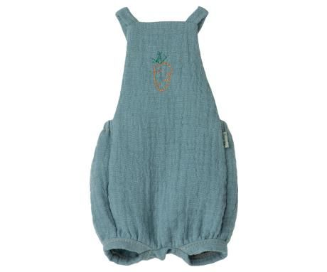 Maileg, Overalls Size 3 with Carrot on the front (Due Late Feb)