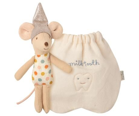 Maileg, Tooth Fairy Mouse (Due Feb)