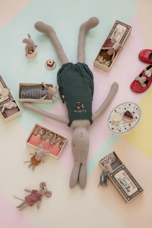 Maileg, new mice and rabbit