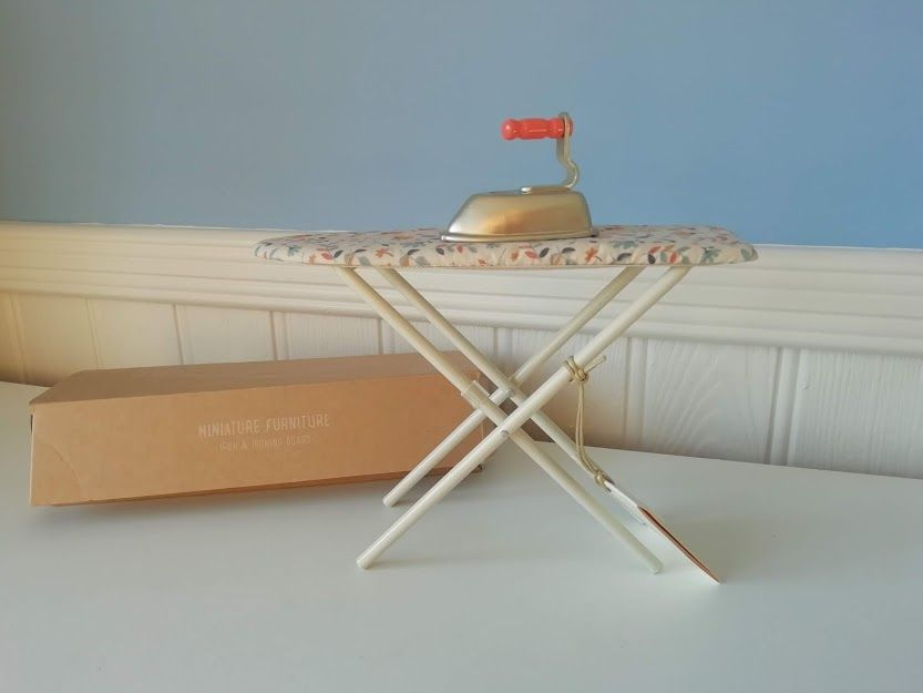 Maileg, Iron and Ironing Board - Damaged Box