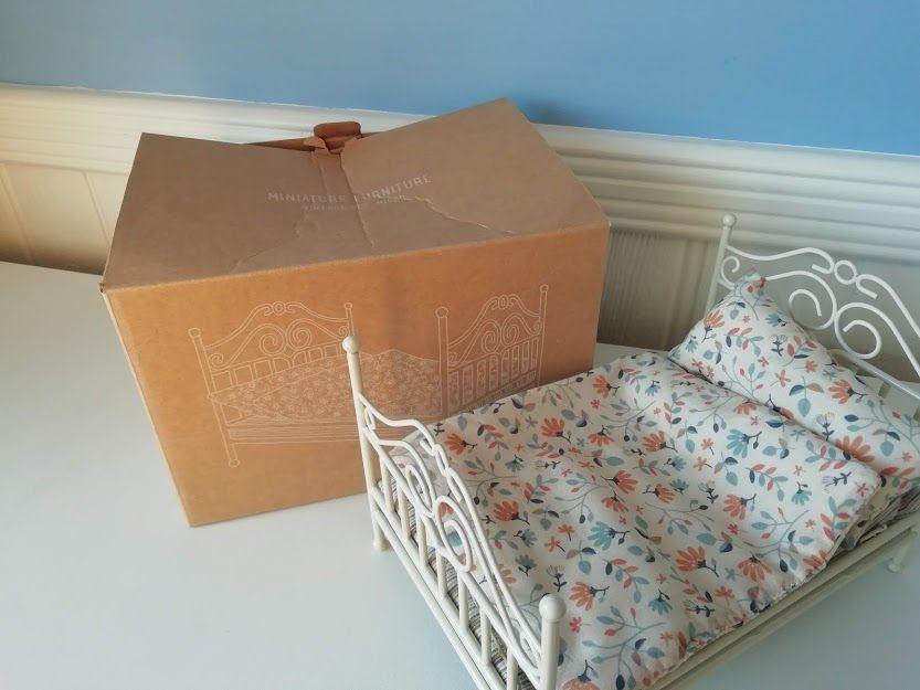 Maileg, Micro Bed - Damaged Box