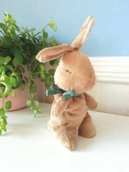 Maileg, Baby Bunny with Blue Ribbon
