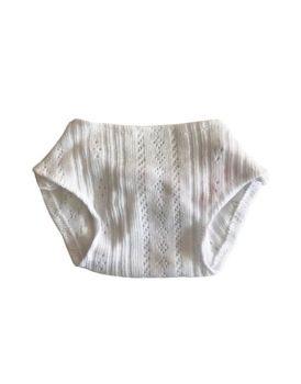 Minikane, Cotton Underwear (White)