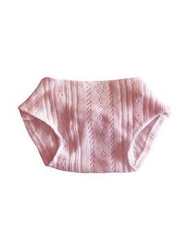 Minikane, Cotton Underwear (Pink)