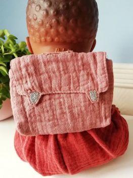 Minikane, Doll Backpack - Purple