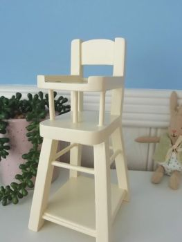 Maileg Micro Wooden High Chair