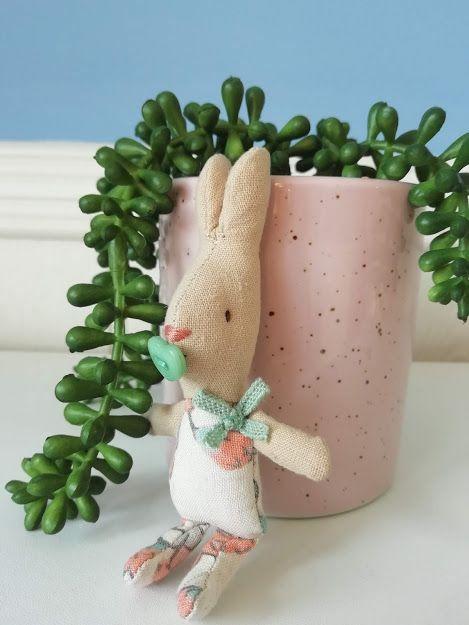 Maileg, MY boy rabbit