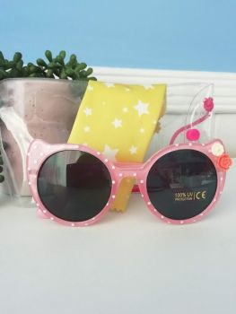 Rockahula Kids, Spotty Cat Sunglasses - Pink
