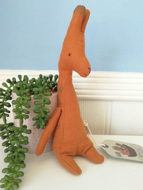 Maileg, Noah's Friends, Mini Giraffe