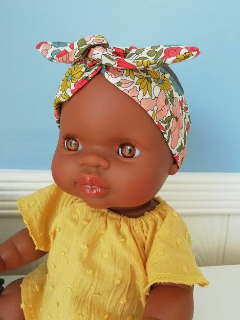 Minikane, Headband Cotton Liberty