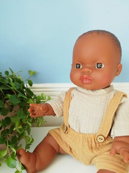 Minikane, Baby Boy Obi with Outfit