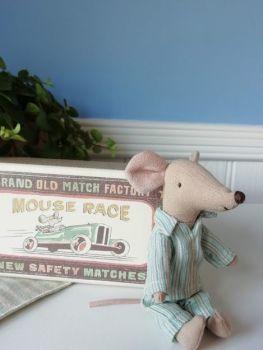 Maileg, Big Brother Mouse in Pyjamas