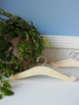 Minikane, Wooden Hanger *ON ORDER*