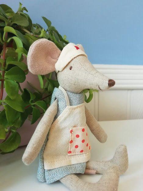 Maileg, Nurse Mouse