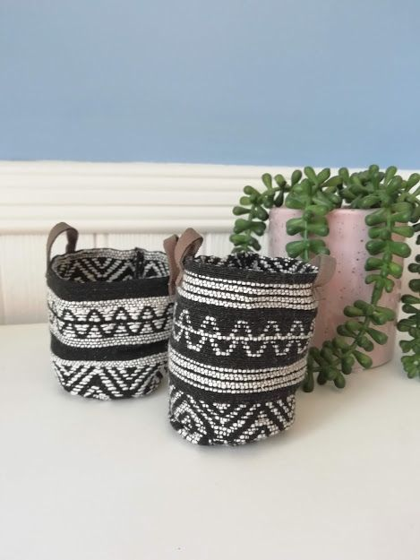 Maileg, Miniature Baskets 2 Pieces