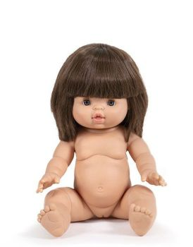 Minikane, Baby Doll Chloe with Underwear -