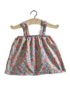 Minikane,  Mila Dress (liberty floral)