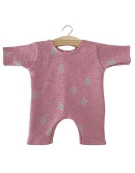 Minikane, Babygrow (rose/gold)