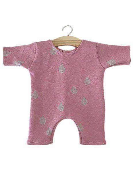 Minikane, Baby Grow (Rose)