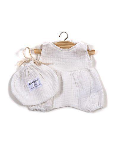 Minikane, White (comes in a bag)