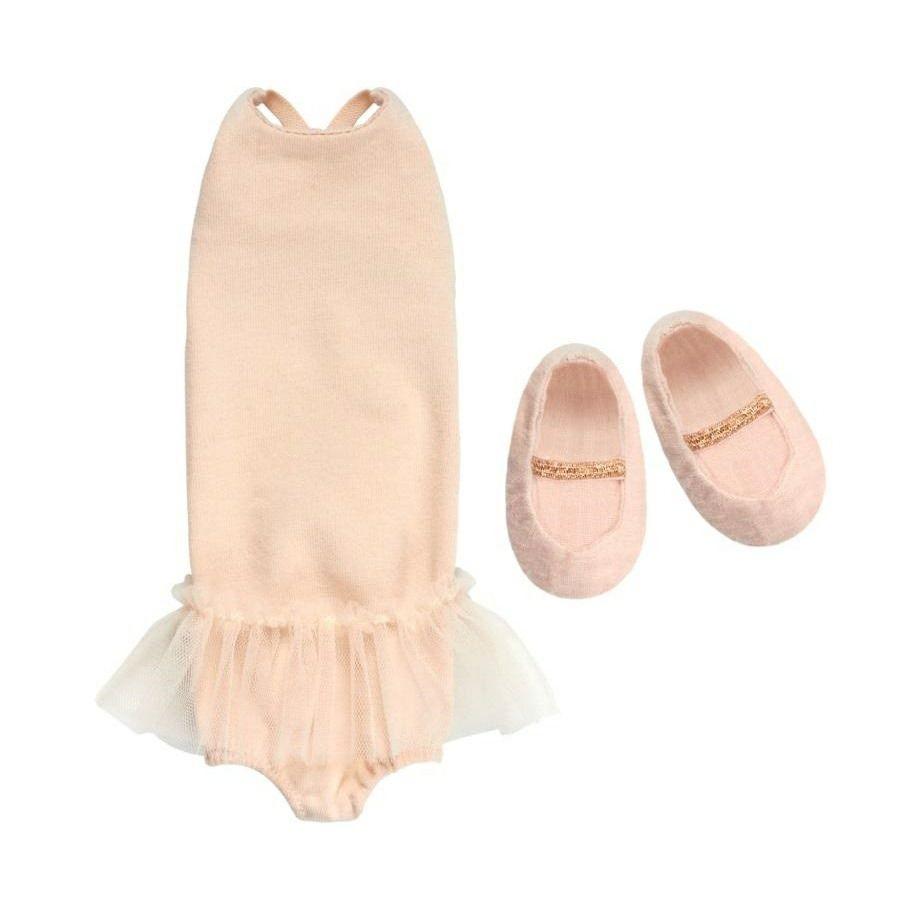 Maileg, Medium Ballerina outfit - slightly damaged box