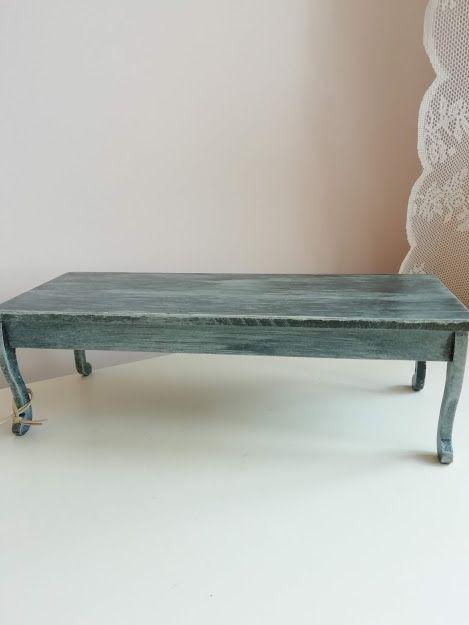 Maileg, Vintage Dinner Table - *Paint Work Damage*