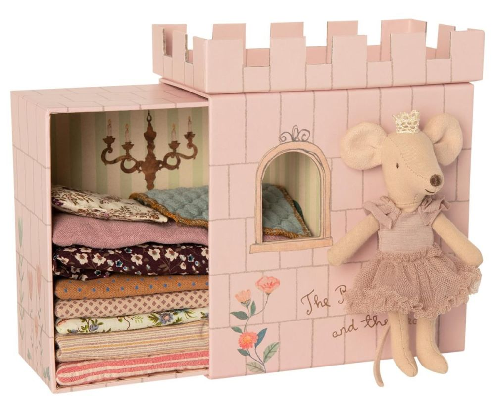 Maileg, Princess and the pea , Big sister mouse (Sept)