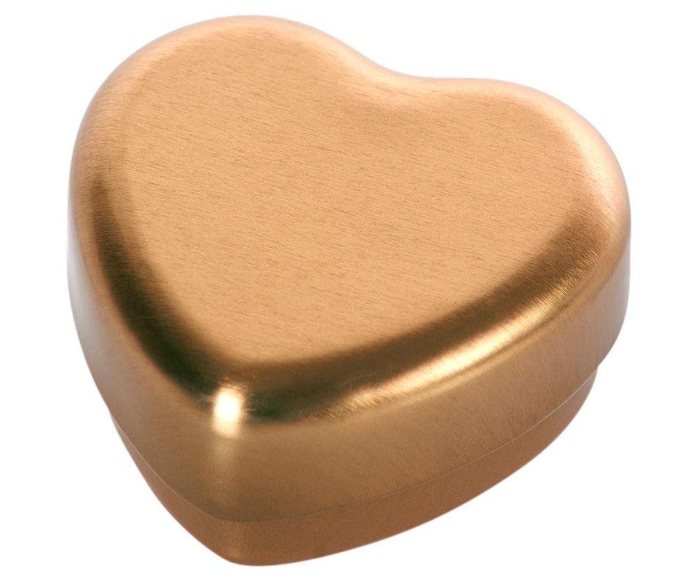 Maileg, Small Gold Heart Tin
