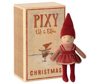 Maileg, Pixy Elf in Matchbox - Girl (OCT)