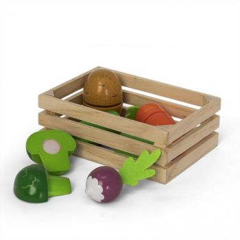 Mama Memo, Velcro Vegetable Basket