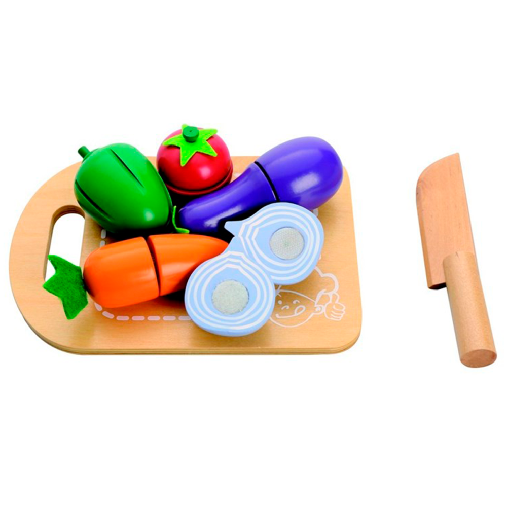 Mama Memo, Velcro Vegetable Chopping Board