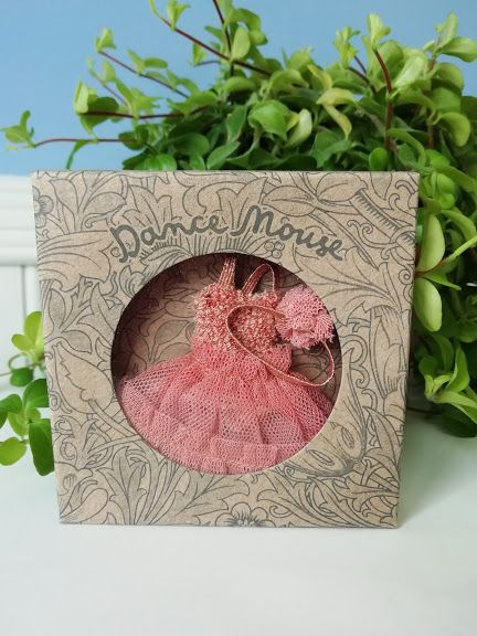 Maileg, Dance Clothes for mouse - Mira Belle