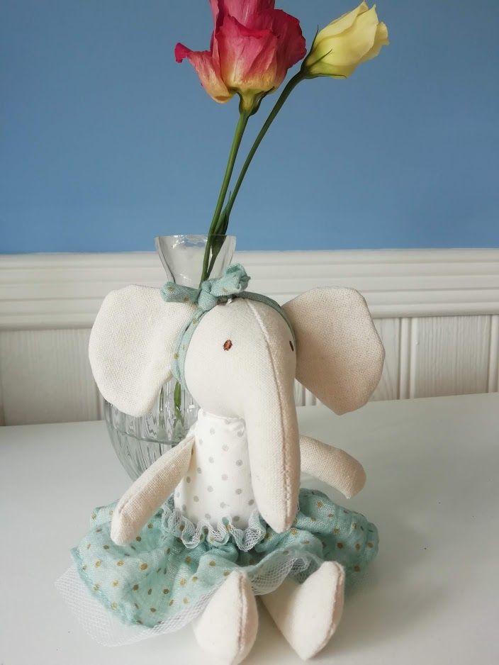 Wilberry, Elephant - Girl