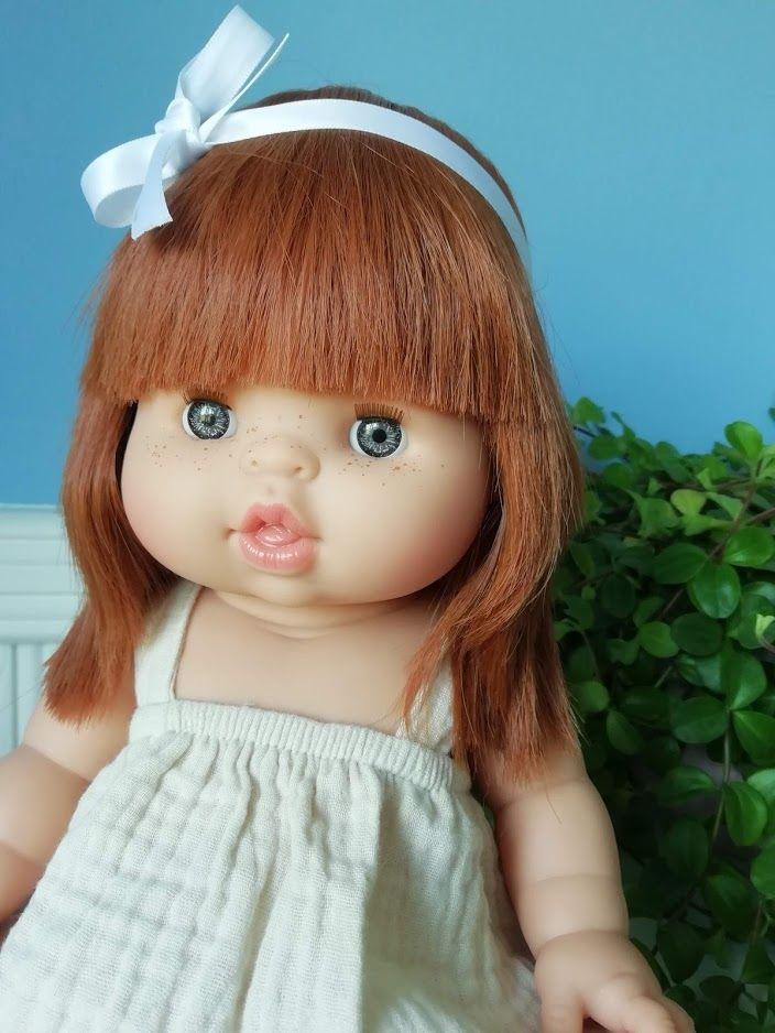 Minikane, Mila Dress (Putty)