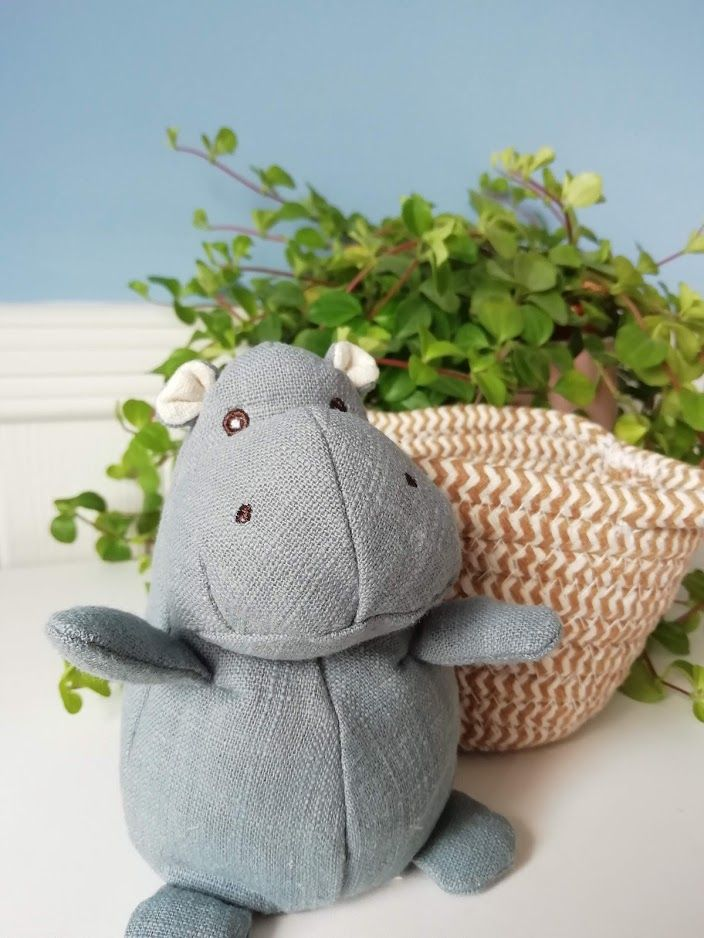 Wilberry, Hippo in Basket
