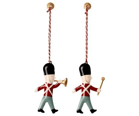 Maileg, Metal Toy Soldiers (set of two) Due late Sept