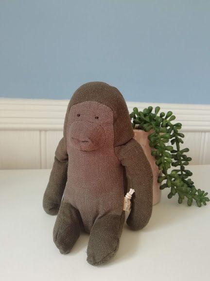 Maileg, Noah's Friends, Mini Gorilla