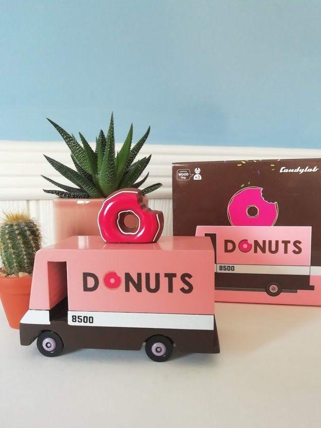 Candylab, Donut Van