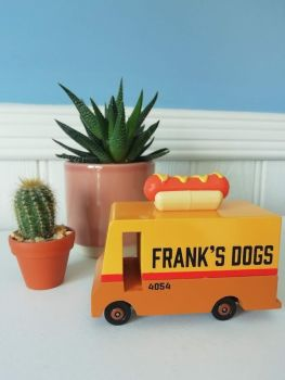 Candylab, Hot Dog Van