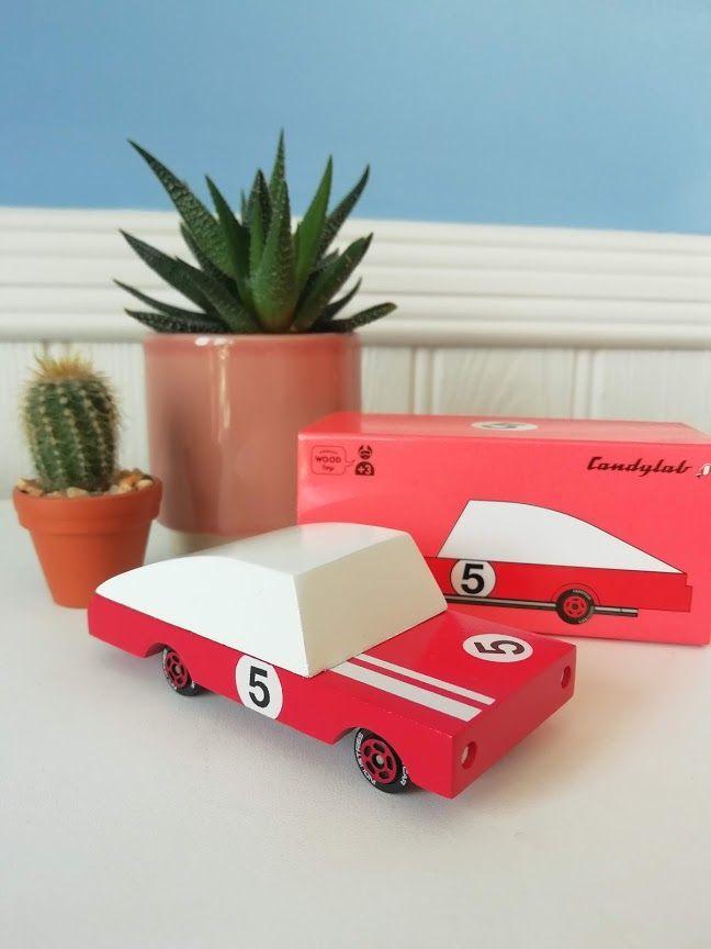 Candylab, Red Racer #5 Junior