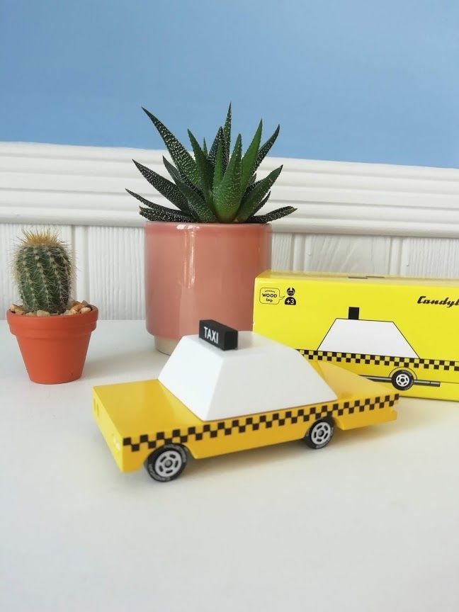 Candylab,  Yellow Taxi