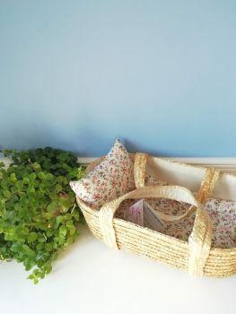 Minikane, Carry Basket 35 cm (Wicker)
