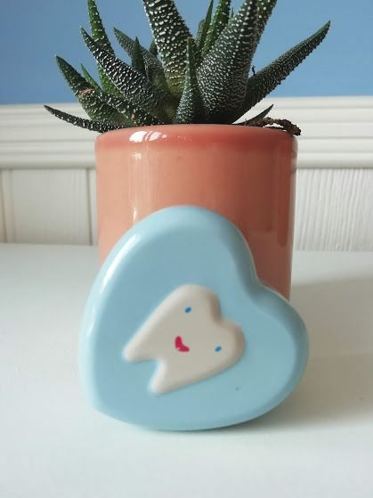 Maileg, My Heart Tooth Box (Blue)