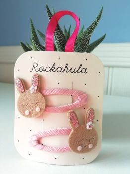 Rockahula Kids, Rosie Rabbit Clips