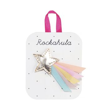 Rockahula Kids, Wish Upon A Star Clip (Rainbow)