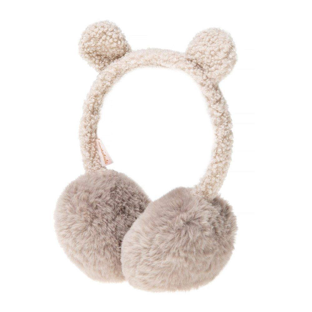 Rockahula Kids, Billie Bear Boucle Earmuffs