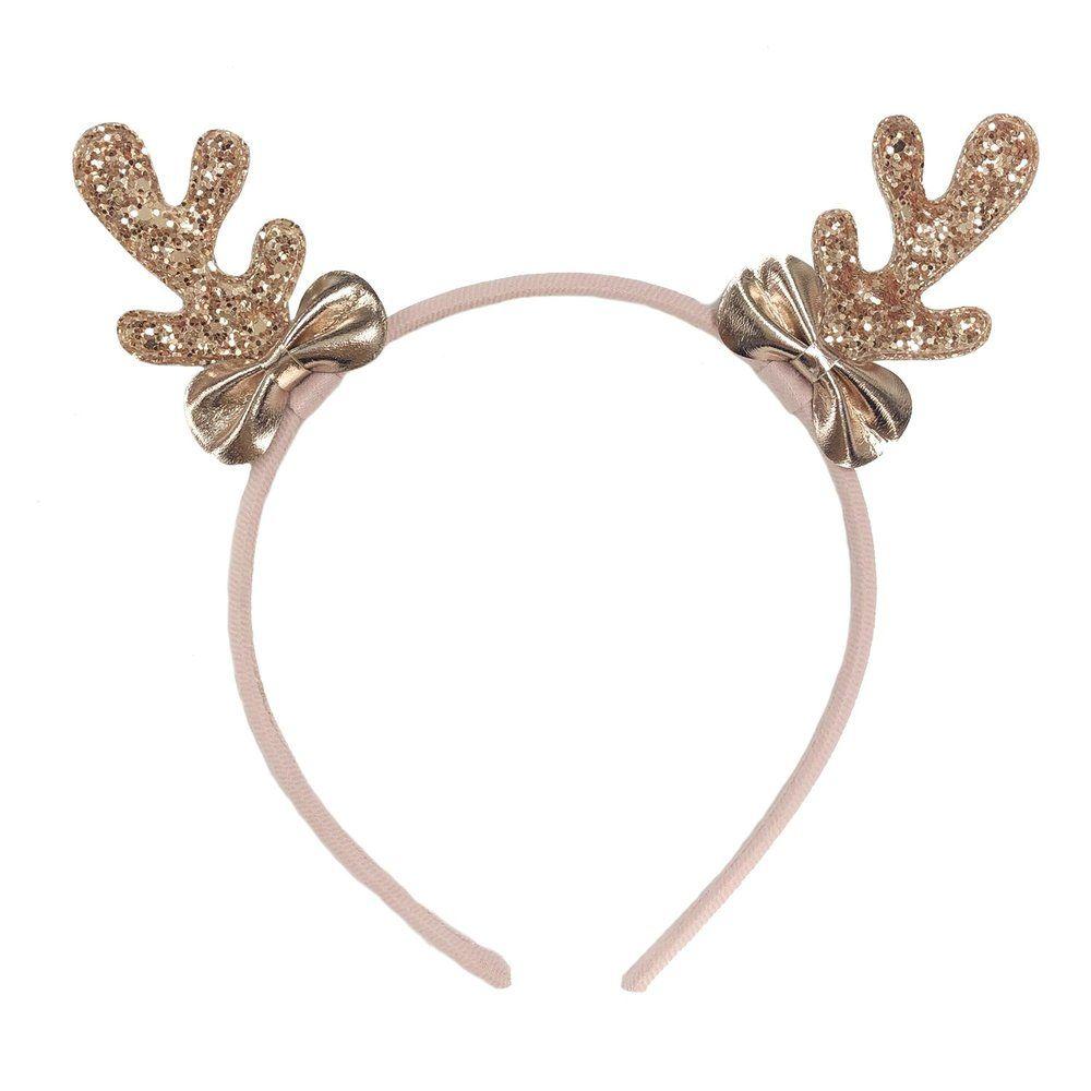 Rockahula Kids, Rose Gold Reindeer Ears
